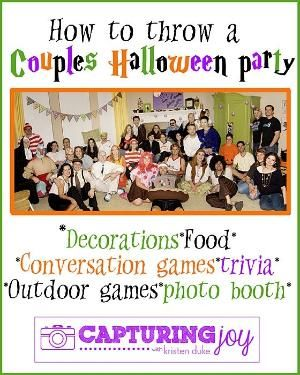 Great ideas for a Halloween Party! by ofelia
