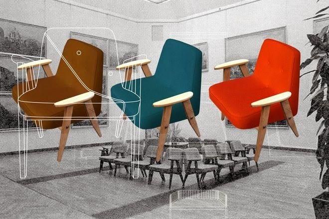 Slavia vintage : le Blog de l'Est - design, déco et lifestyle: Le fauteuil 366…