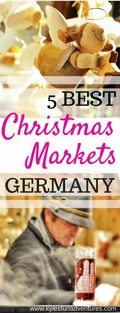 5 Best Christmas Markets in Germany | Travel Guide
