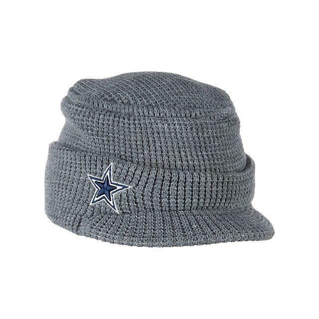 Dallas Cowboys New Era Women's Snow Sergeant Knit Cap   Cold Weather   Hats   Womens   Cowboys Catalog   Dallas Cowboys Pro Shop