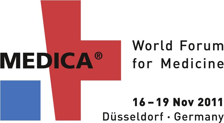 #MEDICA is the world's largest #medical marketplace annually organized in November in #Düsseldorf. MIR will be there, 20 to 23 November, stand D 47 hall 11.