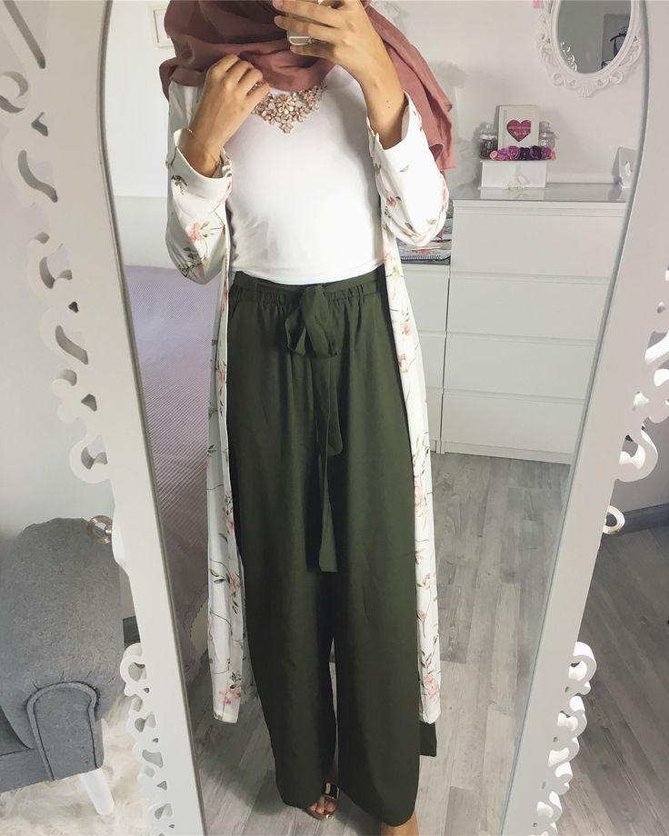 Pants @nurtensmodebutike2515 Cardigan @nurtensmodebutike2515 Hijab @lia_fashion_beauty
