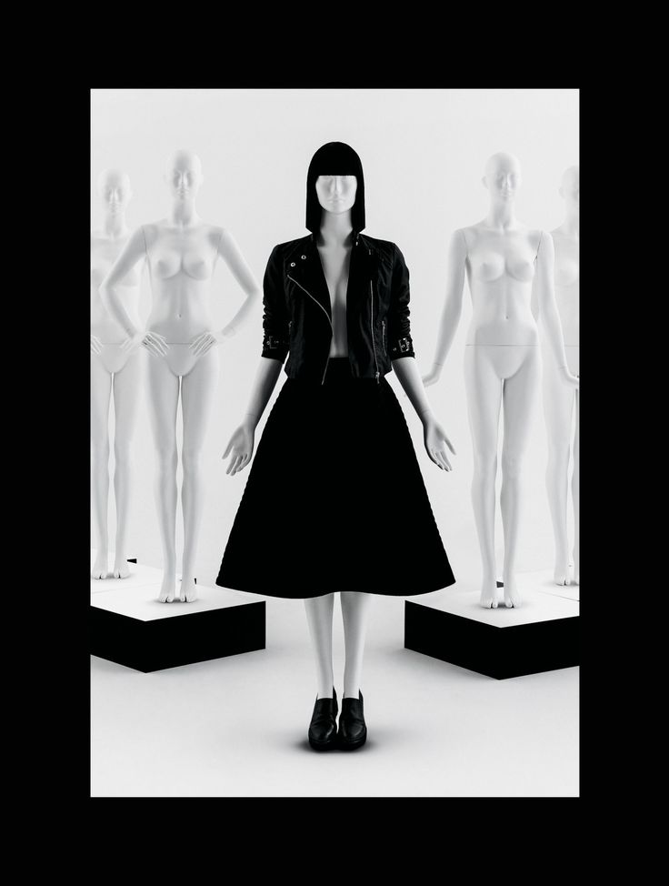 ONE Collection by More Mannequins #FemaleMannequins