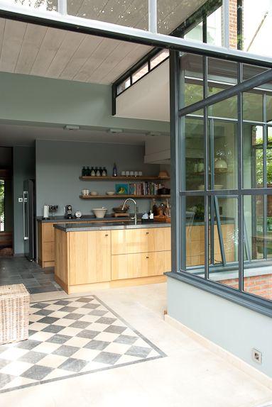 25 beste idee n over tegels schilderen op pinterest verf tegels tegels in badkamers - Verf keuken lichtgrijs ...
