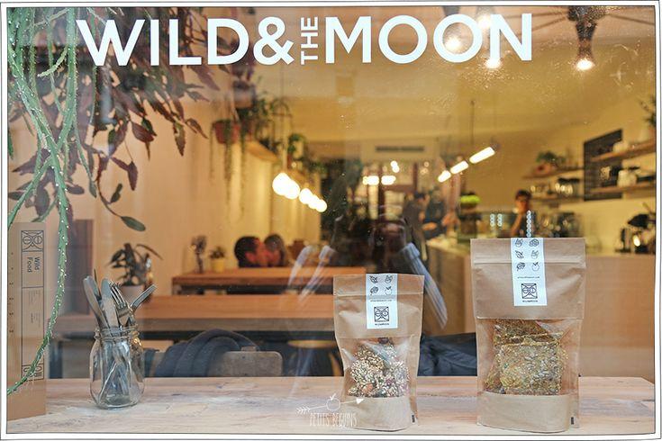 Wild & The Moon -  « Wild Bar » (restaurant+ épicerie) 55 rue Charlot 75003 Paris (métro Temple – ligne 3 et 11 – Filles du Calvaire – ligne 8) Ouvert du Lundi au Vendredi de 8h à 19h, le Samedi de 10h à 19h et le Dimanche de 11h à 17h.