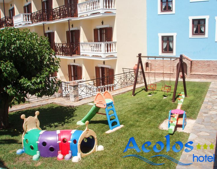 Our playground is waiting for our little guests!