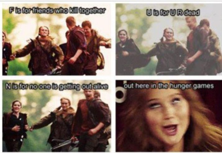 The official hunger games song