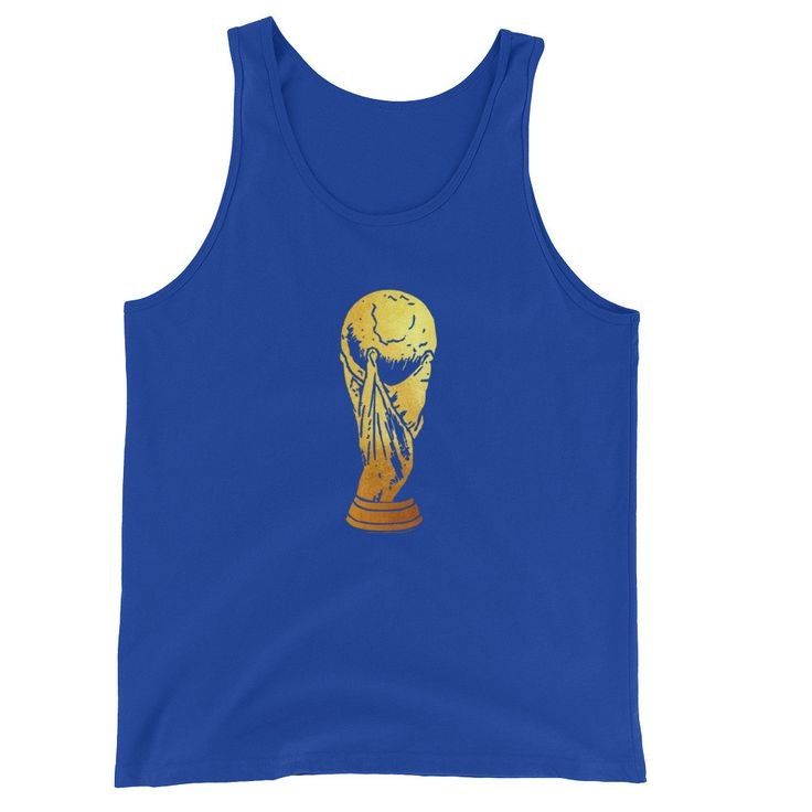 MarvinFC Worldcup Glory Unisex Soccer Vest