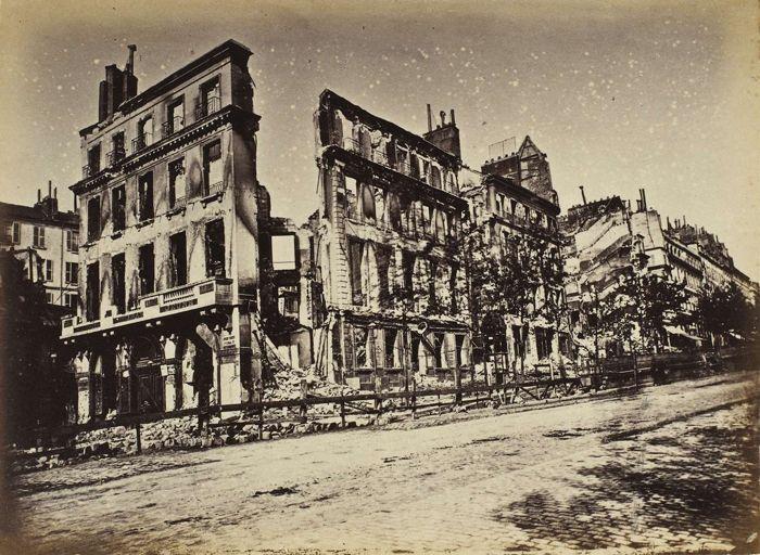Les 387 meilleures images du tableau 1871 la commune et 1848 sur pinterest la commune de paris - Restaurant boulevard saint martin ...