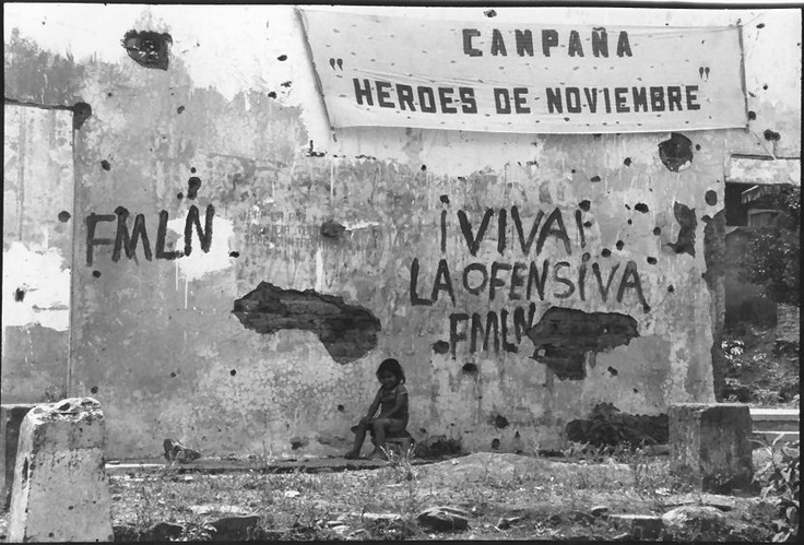 Propaganda from The Salvadoran Civil War