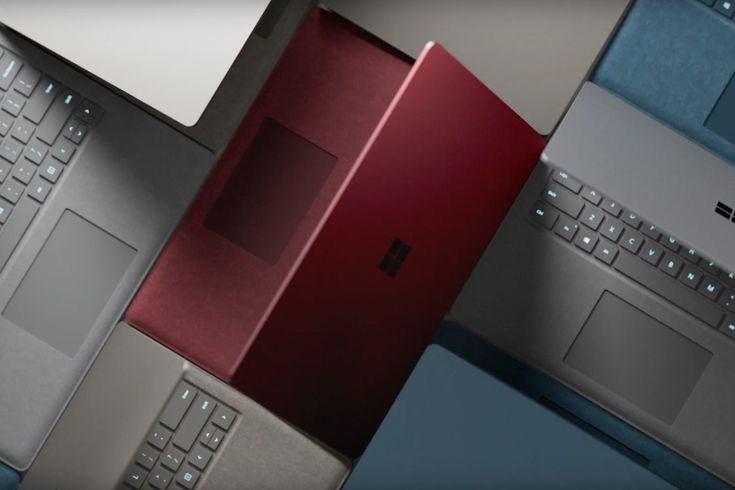 Microsofts Surface Laptop video features a slowed-down cover of the Grease soundtrack