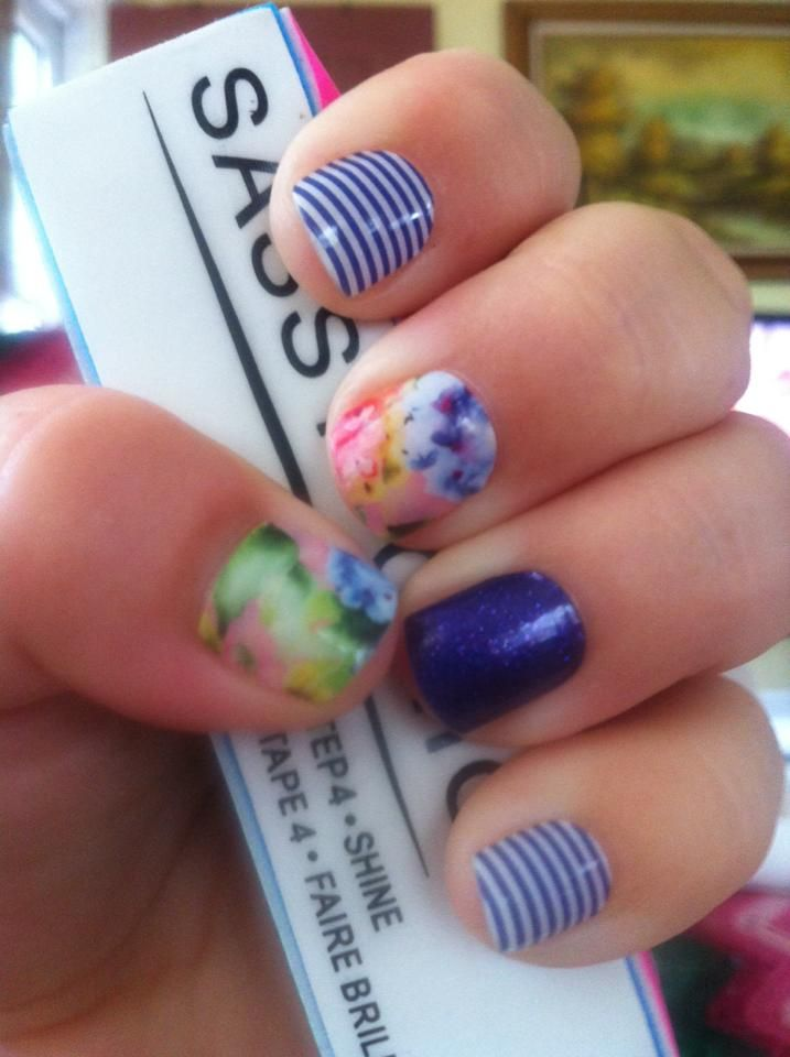51 best Jammin\' Nails images on Pinterest | Jamberry nails, Nails ...