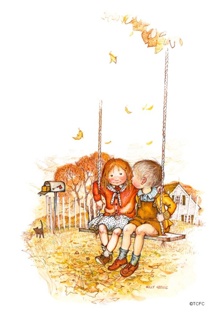 What warms your heart? #hollyhobbie #fall