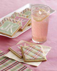 limonata rosa di Martha Stewart