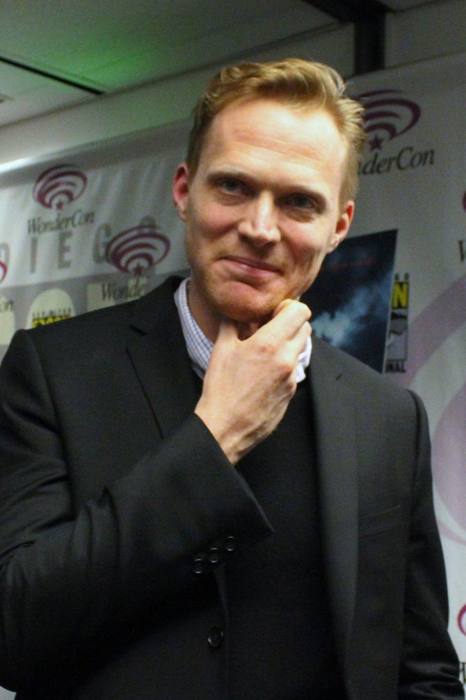 'Avengers: Age Of Ultron' Casts Paul Bettany As The Vision -  I'm glad Joss included Vision! Paul Bettany is also known as the voice of JARVIS :)