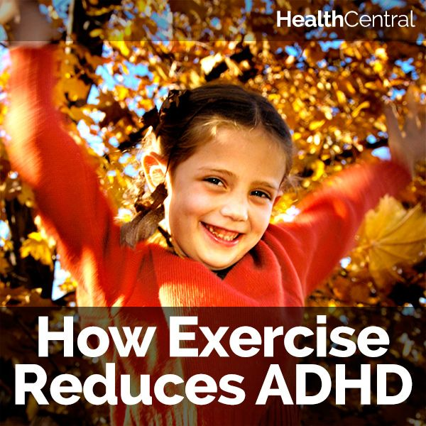 Early morning exercise - A new study specifically looked at exercise programs before school and found that children with ADHD had reduced inattention and moodiness both at school and at home.""