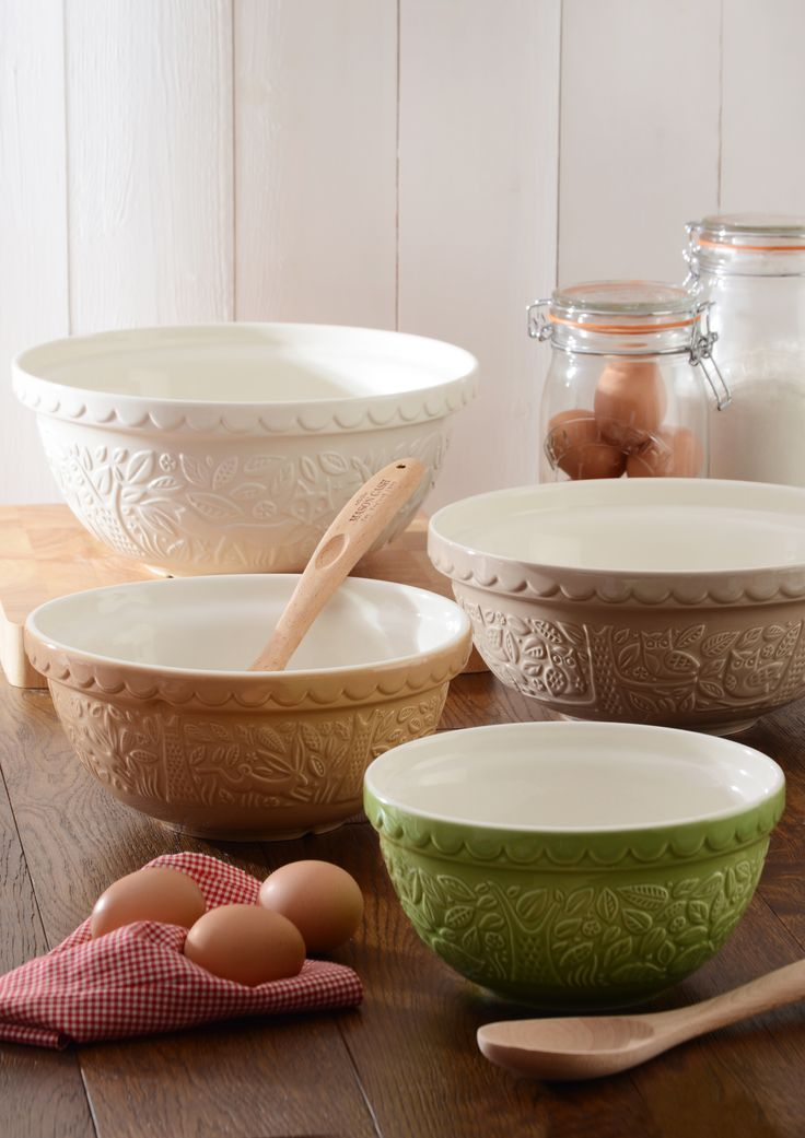 We stock this stunning set,In The Forest mixing bowls from Mason Cash. One of…