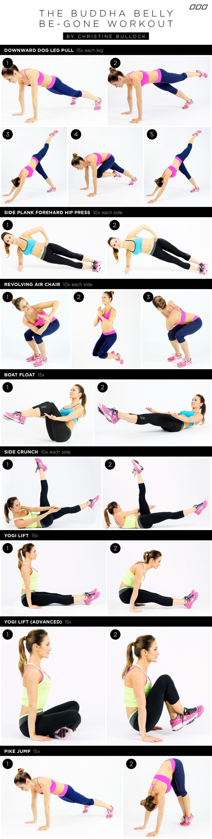 Great core workout!