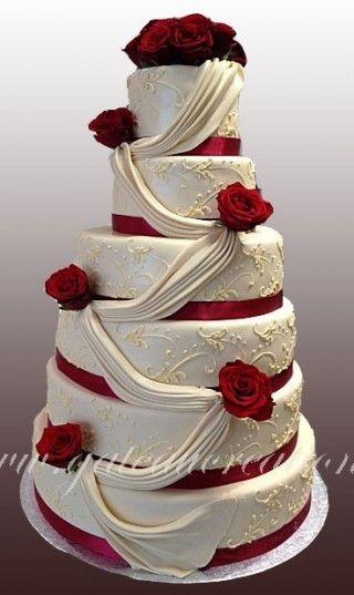 piece-montee-wedding-cake-mandy | Pièces montées | Wedding ...