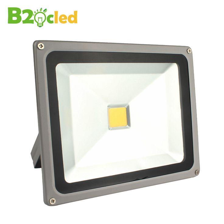 110 V 220 V 85-265 V llevó la luz de inundación refletor led de iluminación al aire libre 10 W 20 W 30 W 50 W 100 W LLEVÓ el reflector proyector de la lámpara de pared luz