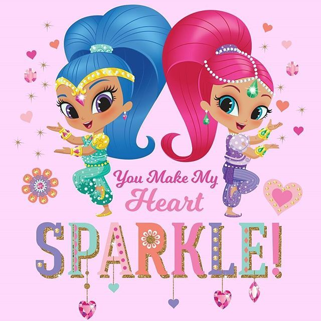 489 best images about adorable shimmer shine on pinterest - Sparkle and shine cartoon ...