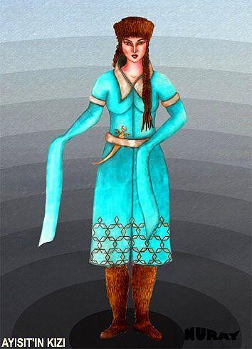 Türk Mitolojisinde Öne Çıkan 37 Tanrı, Tanrıça ve Figür