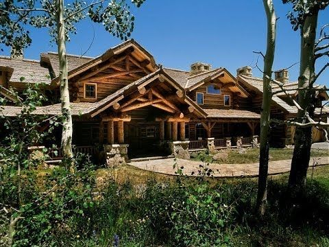 Castlewood Estate in Crested Butte, Colorado - YouTube