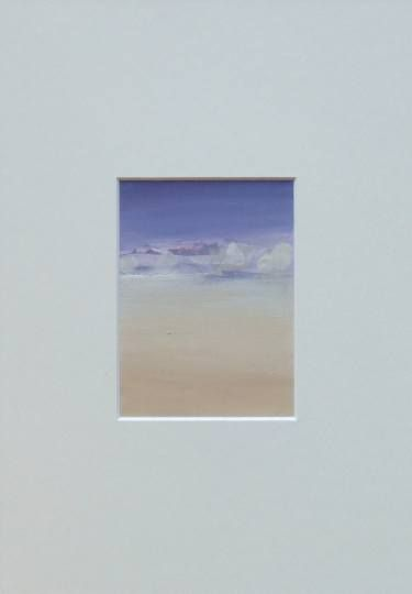 "Saatchi Art Artist Marta Zamarska; Painting, ""Summer Postcard 9"" #art"