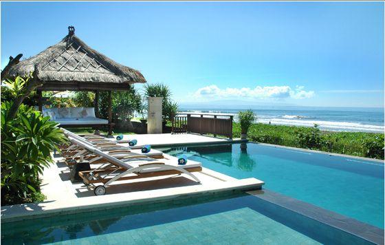 villa smara bai pool view