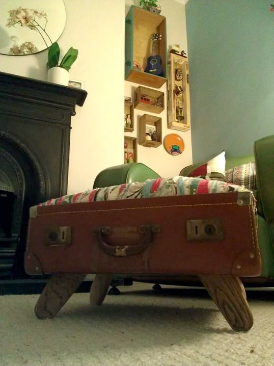401 Best Images About Things To Do With Old Luggage On