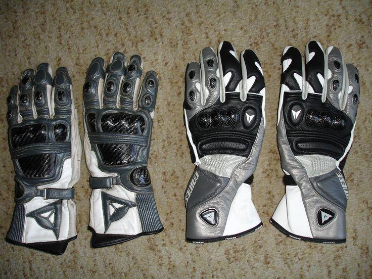 Grey Dainese Gloves