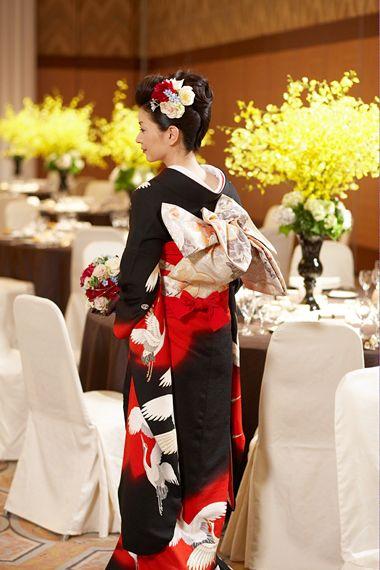 和装婚礼衣装