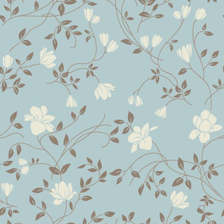 Papel de Parede .Floral 1151