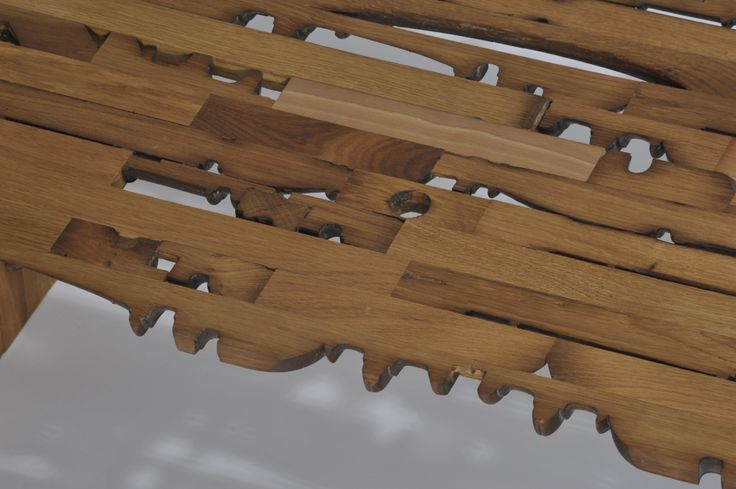 """Table """"slices of Henry Deux"""" by Studio Rolf.fr"""