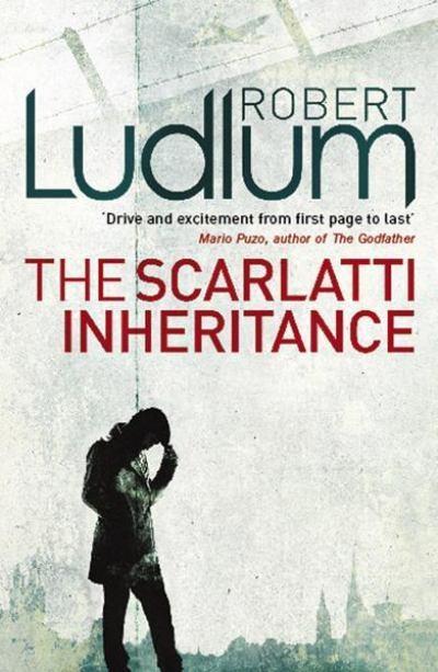 I love Ludlum's writing...