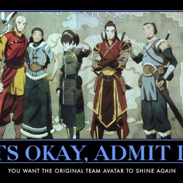 The Last Airbender Team Avatar: Pin By Matthew Cale On Avatar: Aang And Korra