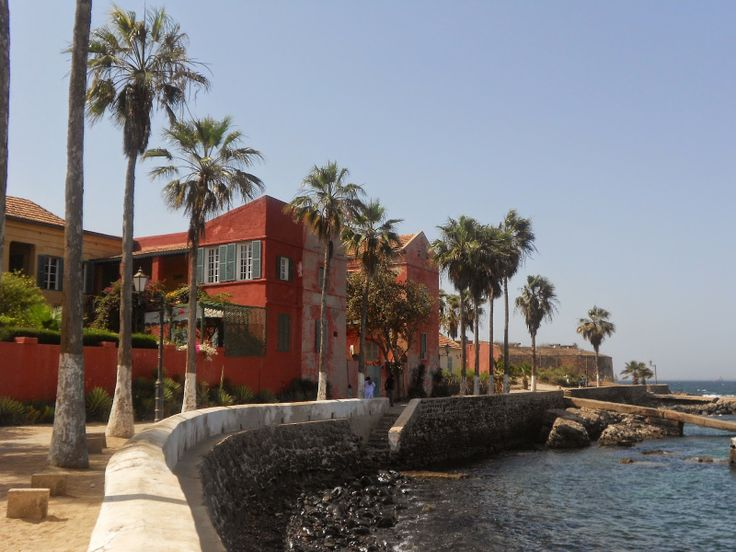 Gorée Island, Dakar city 2014