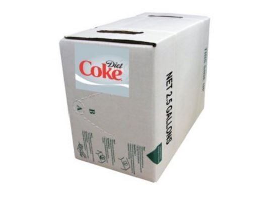 Diet Coke Syrup Fountain Drink Restaurant Style Machine Soda Pop Concentrate 2.5 #DietCoke