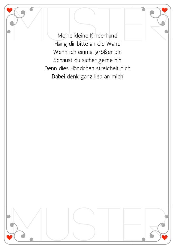 """Fingerabdruck zum Muttertag -  mit diesem Spruch & der Vorlage zum Ausdrucken verschenkst Du ein Highlight :-) aus """"Reime / Gedichte 1"""" SHOP: www.kitakiste.jimdo.com"""