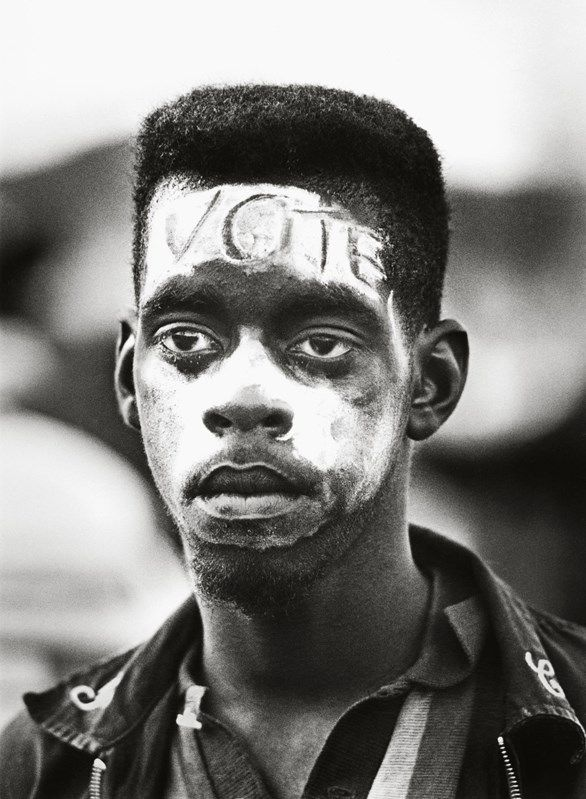 Feel the fiery fury of US civil rights in this new book that pairs Steve Schapiro's photographs with James Baldwin's writings