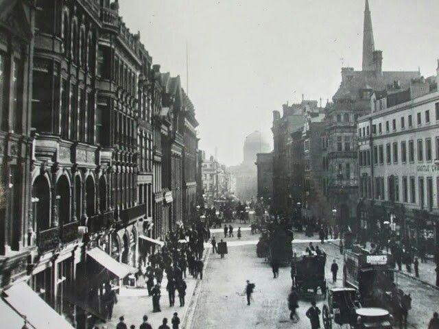 South castle street