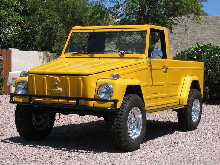 Lifted Volkswagen 181