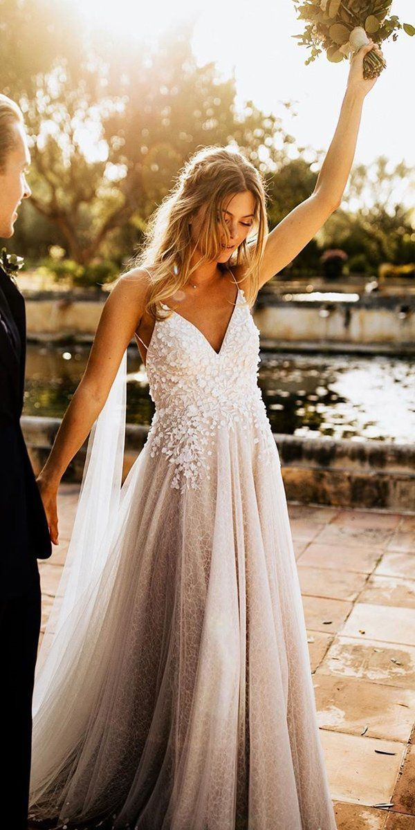 27 Bridal Inspiration: Country Style Wedding Dresses