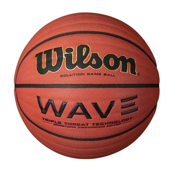 #Wilson wave #solution game ball #basketball - size 7 - rrp: £65,  View more on the LINK: http://www.zeppy.io/product/gb/2/192069092161/