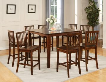 This Elegant All Wood Branson Dining Room Table Will Fit Perfectly In Your Home My Love Got Me Set