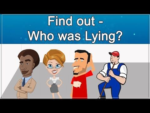 3 Riddles Popular on - Who did it? | Can you Solve it? - YouTube