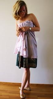 2010 | Kalastajan vaimo - Tuhannen ja yhden sidonnan mekko