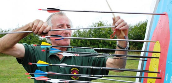 Northampton Archery Club - Fancy trying your arm at archery? We'll be holding a special beginners' open day for Join In.