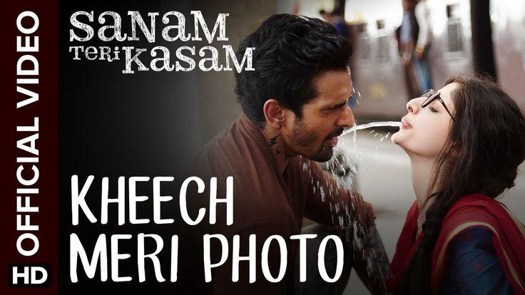 Kheech Meri Photo Official Video Song | Sanam Teri Kasam | Harshvardhan,...