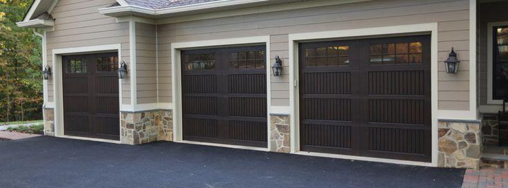 best fiberglass garage doors ideas on pinterest cheap exterior doors. Black Bedroom Furniture Sets. Home Design Ideas